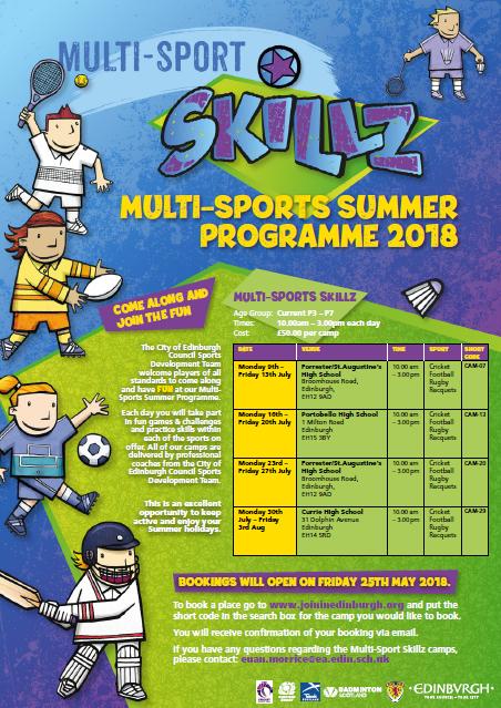 Multi-Sport Flyer