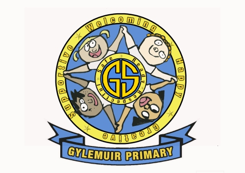 logo school (blue theme)